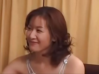 39yr Old Japanese Milf Loves Young Boys Cock