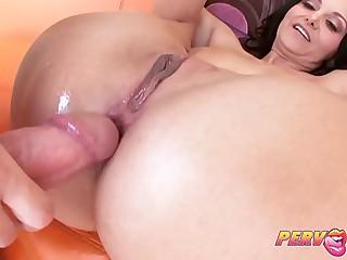 PervCity Hot Mom Gets Her Ass Fucked