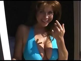 Milf Mom Just Heard Neighboring Guys Got A Big Cock
