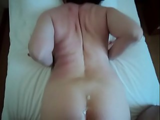 MOM SON TABOO REAL HOMEMADE voyeur amateur hidden ass mature milf anal Stepmom Stepson  wife