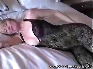 Nourisher Lets Son Creampie Her